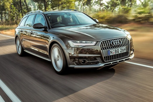 Accident Replacement Vehicle - Audi A6 Allroad